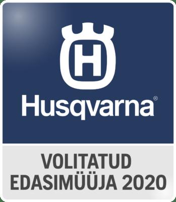 Husqvarna volitatud edasimüüja